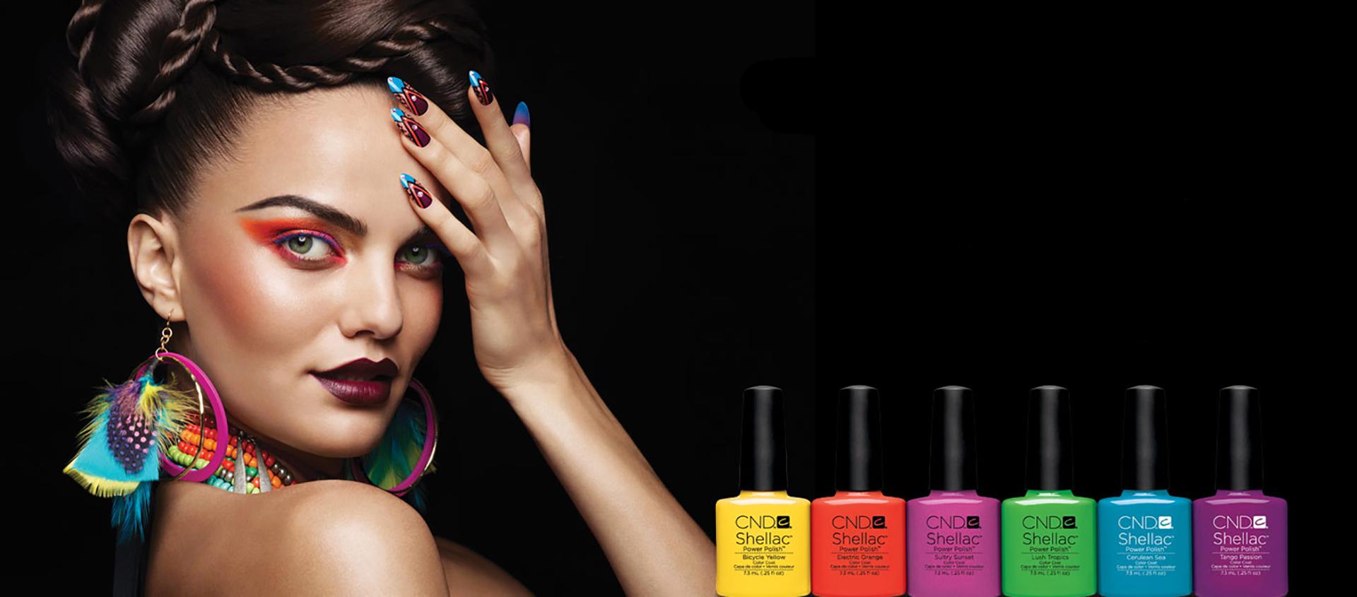 CND Shellac™ <br>Nails
